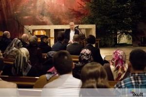 18.01.17 - [BildungsForum] Die Macht der Worte im interkulturellen Dialog des Friedens